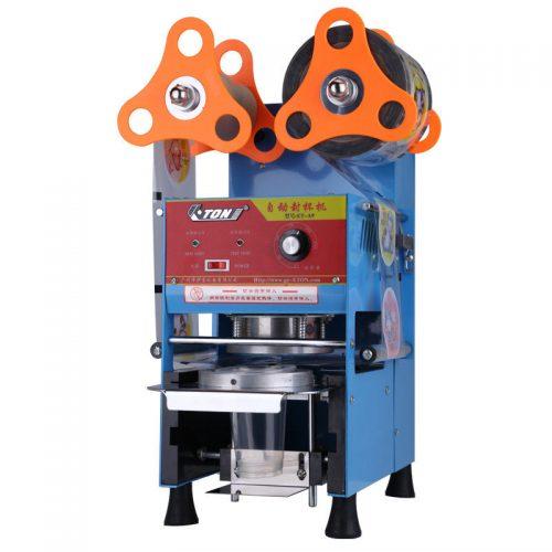 Đánh giá máy dập nắp cốc giấy tốt nhất hiện nay – Verly WY – 680
