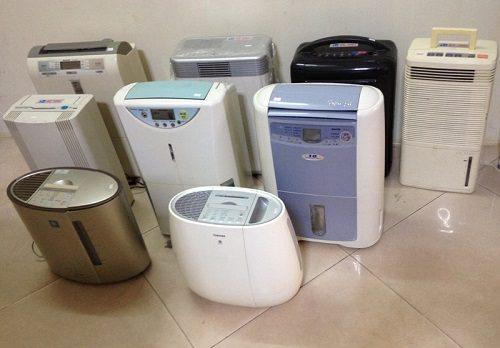 TẠI SAO nhiều gia đình lựa chọn mua máy hút ẩm cũ thanh lý cũ?
