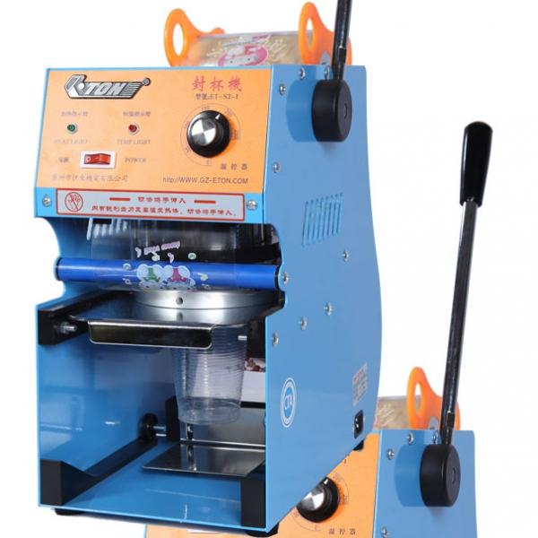 Những lỗi thường gặp ở máy dập nắp cốc bằng tay & Cách khắc phục