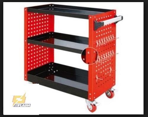 Tủ đựng đồ nghề 3 ngăn: Ưu điểm & Gợi ý các sản phẩm nổi bật