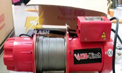 Tời cáp điện Kio Winch GG 300